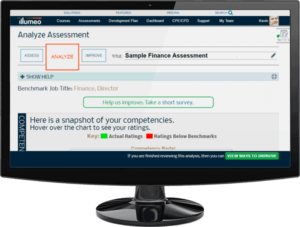 Illumeo Assessment - Analyze - Desktop