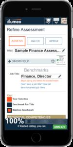 Illumeo Assessment - Assess - Mobile