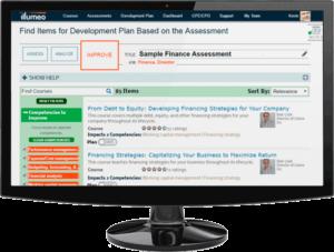 Illumeo Assessment - Improve - Desktop